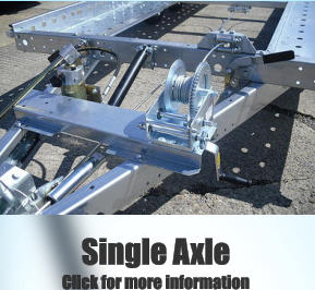 Single Axle Click for more information
