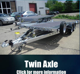 Twin Axle Click for more information